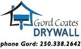 Gord Coates Drywall