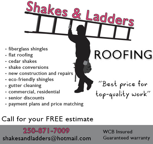 Find Local Roofing Contractors Courtenay Bc Shakes